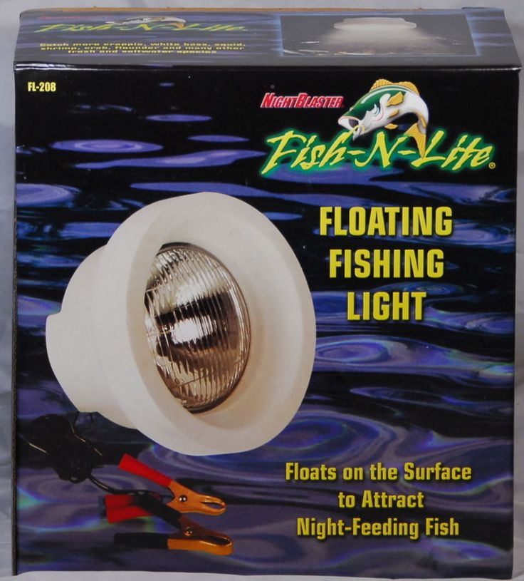 34 best images about fishing on pinterest led fishing for Best light for night fishing