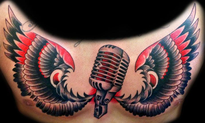 Wakako, Las Vegas, Planet Hollywood, Miracle Mile Shops, tattoo artist, japanese tattoo artist, female, strip, club tattoo, famous