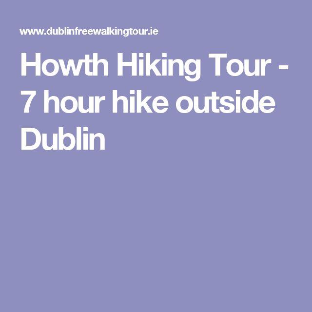 Howth Hiking Tour - 7 hour hike outside Dublin