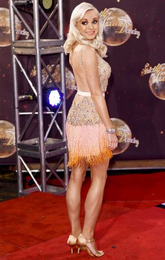 Helen George - Strictly Come Dancing