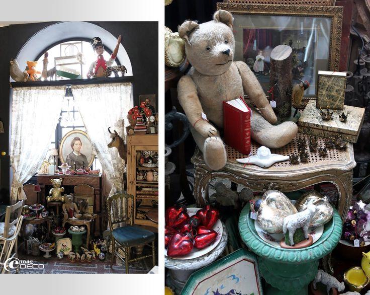 Ad Libitum, boutique con oggetti vintage e contemporanei | 29 Rue de la République a Privas, Ardèche