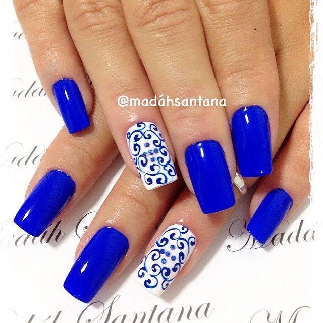 80 mejores imágenes de Nails en Pinterest | Uñas bonitas, La uña y ...