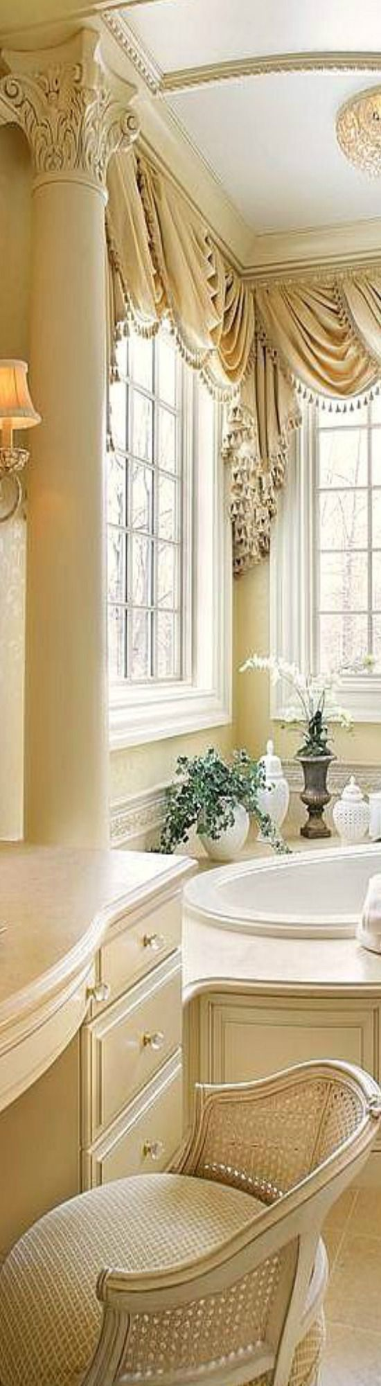 Luxury bathroom curtains - Find This Pin And More On Curtains By Sostasalwa