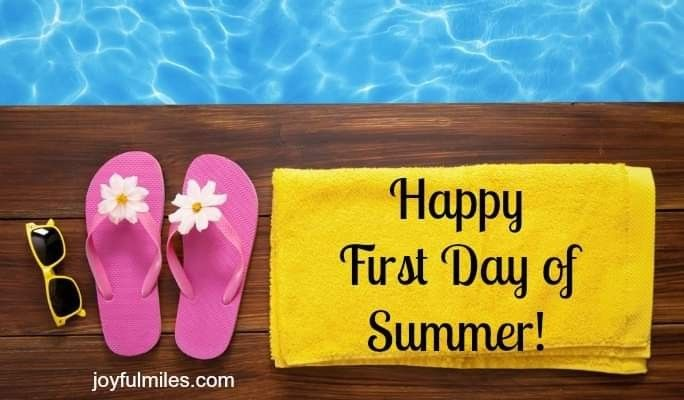 30++ When is the first day of summer 2019 ideas