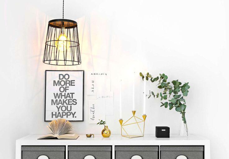 Hemmafix: Lys upp med din återvunna papperskorg – superenkelt och trendigt DIY