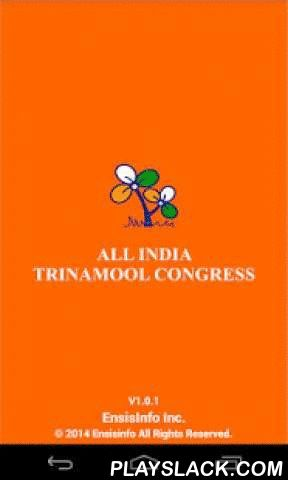 "Trinamool Congress  Android App - playslack.com , The All India Trinamool Congress (Bengali: সর্বভারতীয় তৃণমূল কংগ্রেস; Hindi: सर्वभारतीय तृणमूल कांग्रेस; abbreviated AITMC, TMC or Trinamool Congress) is a sub-national state-level (""state party"") ruling political party in West Bengal. Founded on 1 January 1998 as a breakaway faction of the Indian National Congress, the party is led by its founder and current Chief Minister of West Bengal Mamata Banerjee. Prior to the 2014 General Election…"