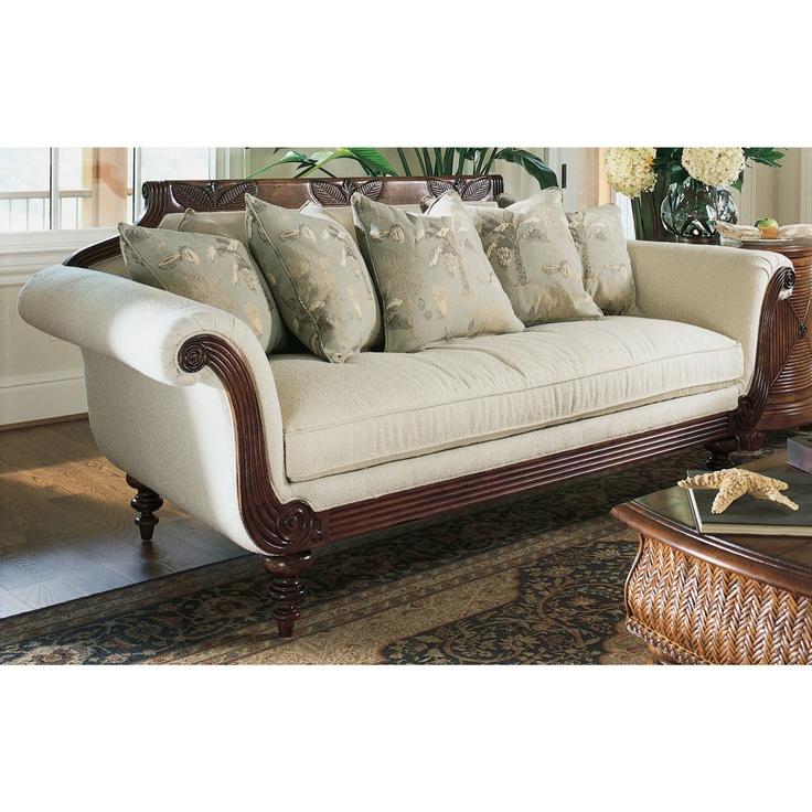 Elegant British Colonial Sofa Lexington Furniture | Thompson | Pinterest |  Lexington Furniture, British Colonial And Colonial
