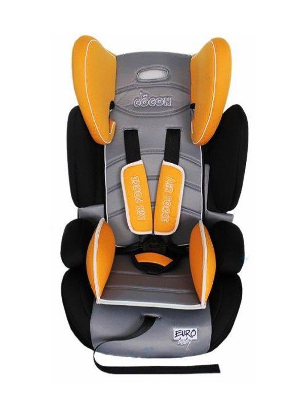 Fotelik COCON. Przeznaczony jest dla dzieci o wadze 9 - 36 kg.  #fotelik #bezpieczenstwo #supermisiopl