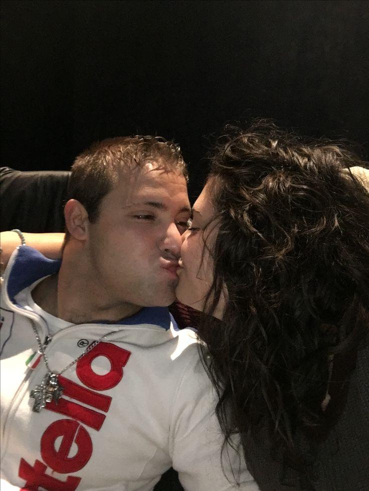 IL BACIO...che dire del bacio sono le nostre anime che fondono e formano una cosa sola ❤️❤️
