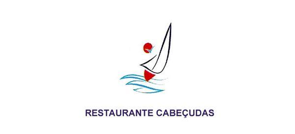 Restaurante Cabeçudas by Jazz Design. Old logo.