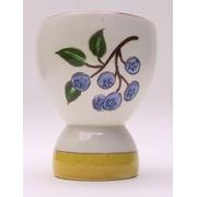 Stangl Pottery Blueberry Egg Cup