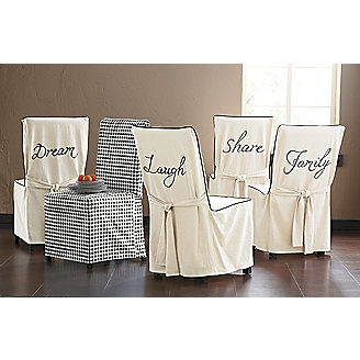 Chair Cover Dining SlipcoversDining Room