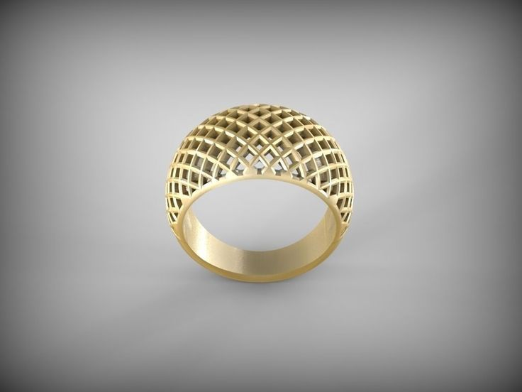 ring cells 3d model stl 3dm 2