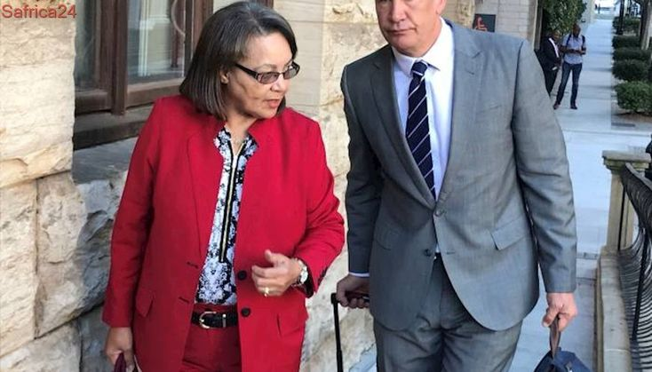 [WATCH] De Lille confident her name will be cleared