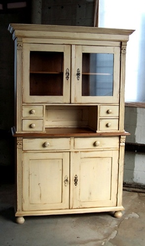 Love This China Hutch Refinished FurnitureDining Room