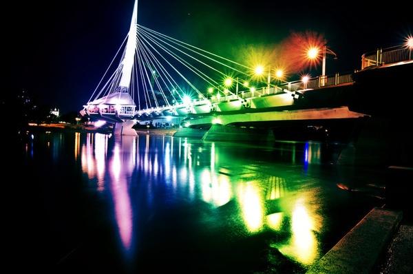 Provencher Bridge, Winnipeg