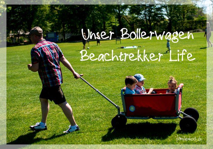 Für uns gehört der faltbare Bollerwagen Beachtrekker Life zu jedem Urlaub dazu und weil wir ihn so toll finden, möchten wir unsere Erfahrungen mit euch teilen: http://www.familienkost.de/faltbarer_bollerwagen_beachtrekker_life.php