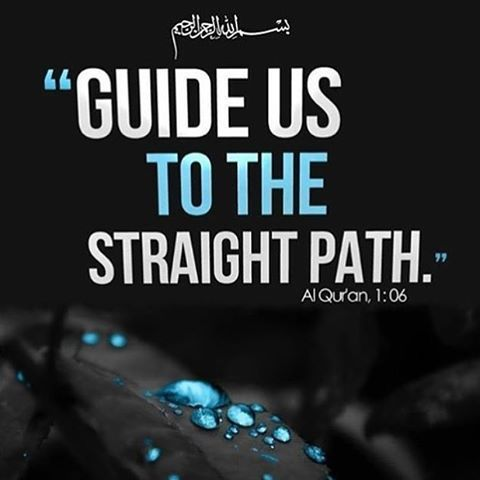 Quran guides to the most just