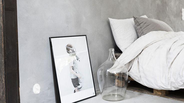 DIY-tips: Bygg en snygg säng av lastpallar