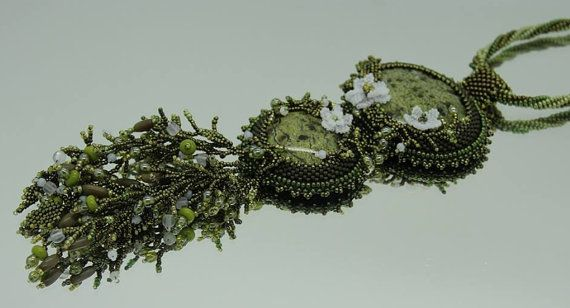 Pendant A Forest Floor Still-Life by jewellrybynatalia on Etsy