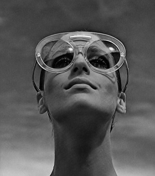 Photo by Bill Silano for Harper's Bazaar, 1968.