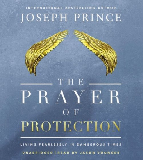 The Prayer of Protection by Joseph Prince CD