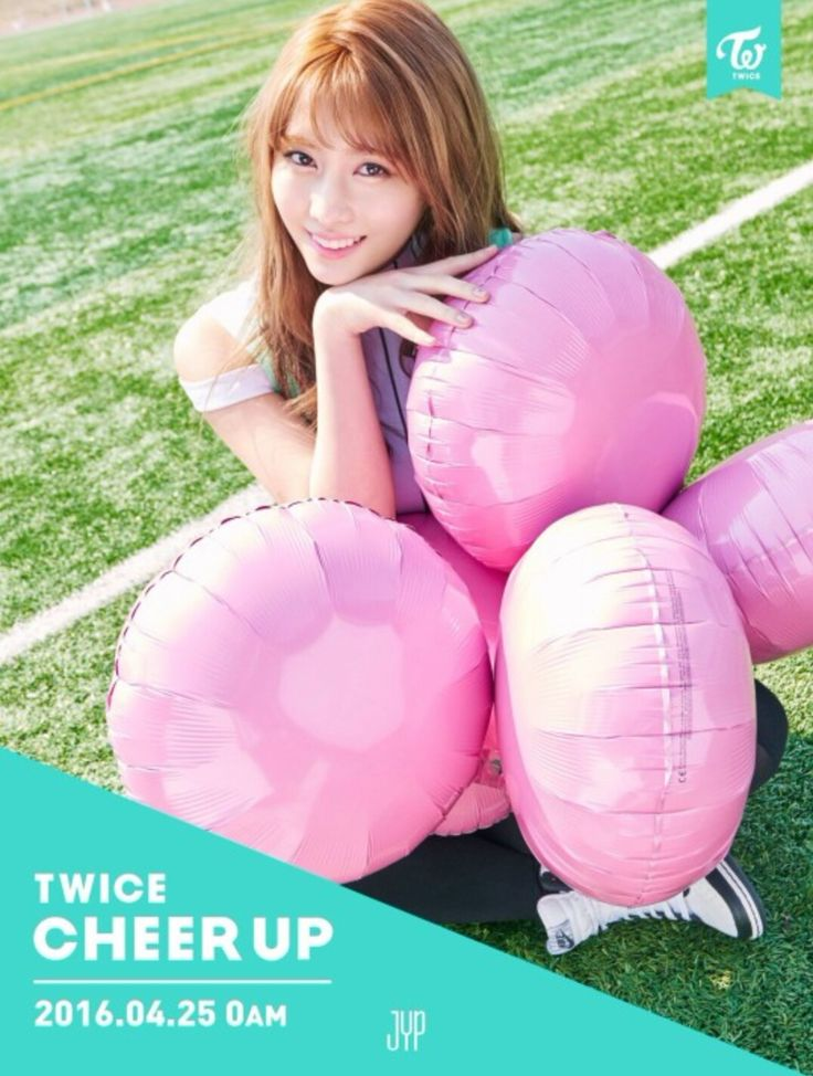 Twice Cheer up #Sana