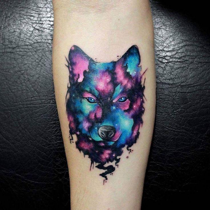 Best 25+ Galaxy Tattoos Ideas On Pinterest