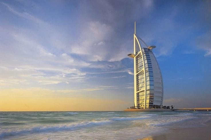 Burj Al Arab #finnmatkat