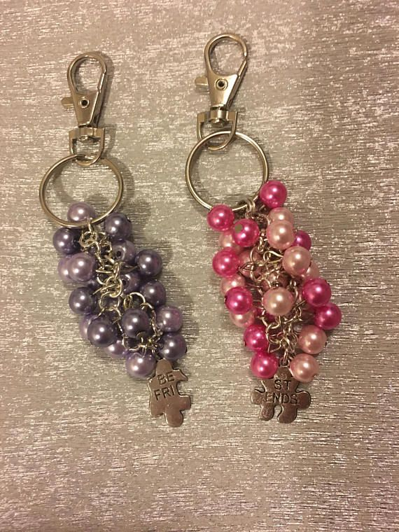 Best Friends Charms Leaving Gifts Charms for Girls School