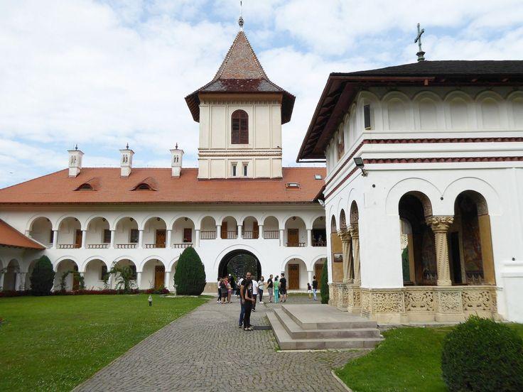 Brancoveanu Monastery, Romania | Aug-2015