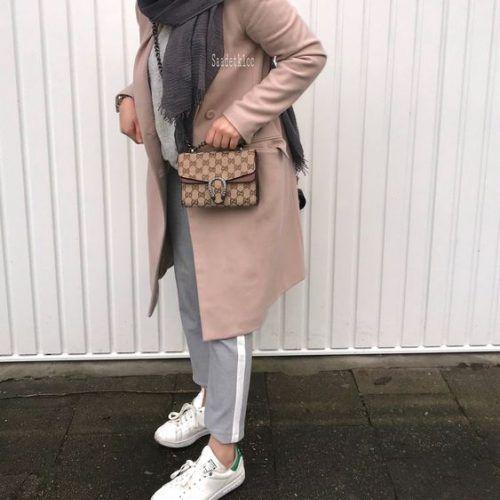 Hijab street style looks – Just Trendy Girls