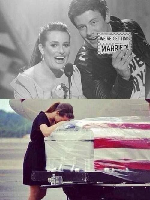 This is the saddest thing I've ever seen. R.I.P Cory.