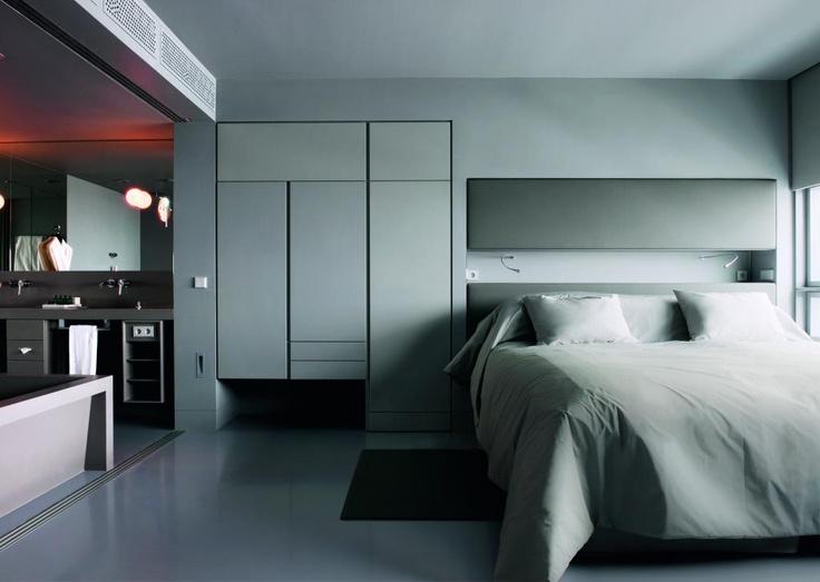 die besten 17 bilder zu interiors :: hotels auf pinterest | wien ... - Modernes Schlafzimmer Interieur Reise