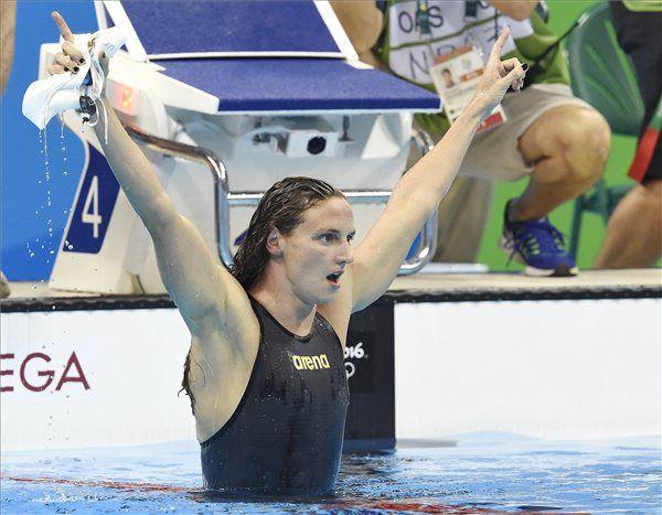 Hosszú Katinka elképesztő világcsúccsal aranyérmes 400 méter vegyesen http://ahiramiszamit.blogspot.ro/2016/08/hosszu-katinka-elkepeszto-vilagcsuccsal.html