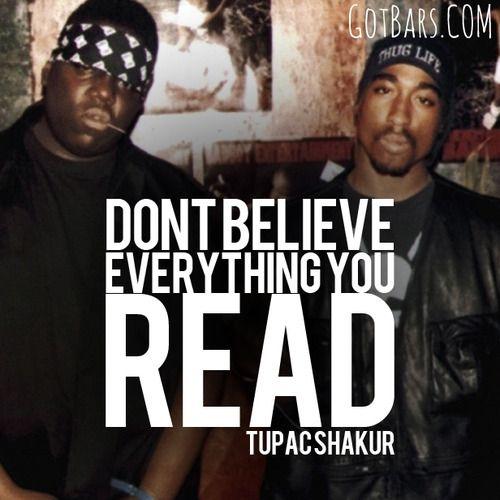 Biggie Smalls Best Quotes: Biggie Smalls And Tupac Quotes 500