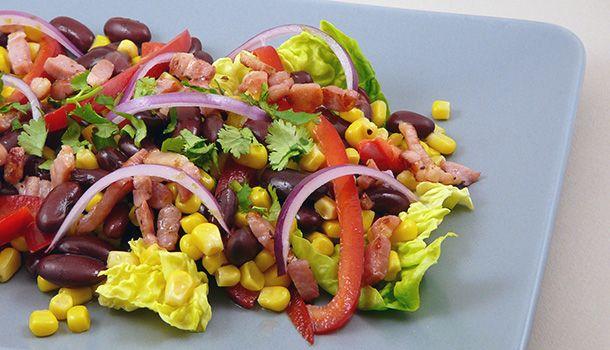 Salade cajun - Simple & Gourmand