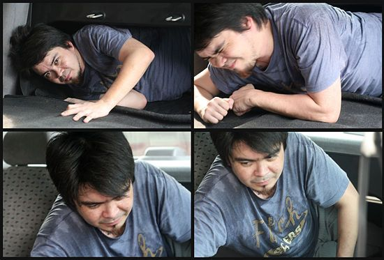 How to Escape From the Trunk of a Car: 7 steps - wikiHow