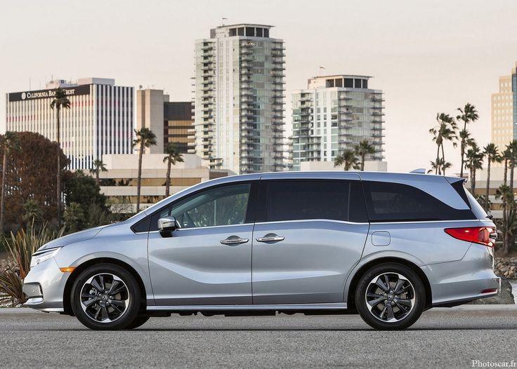 Honda Odyssey 2021 Meilleur véhicule familial jamais