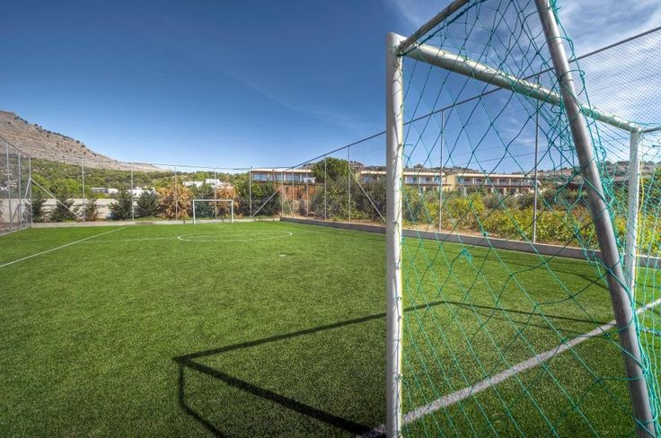 Who's up for a kick about? #Pefkos #Rhodes #LindianCollection #MatinaPefkos