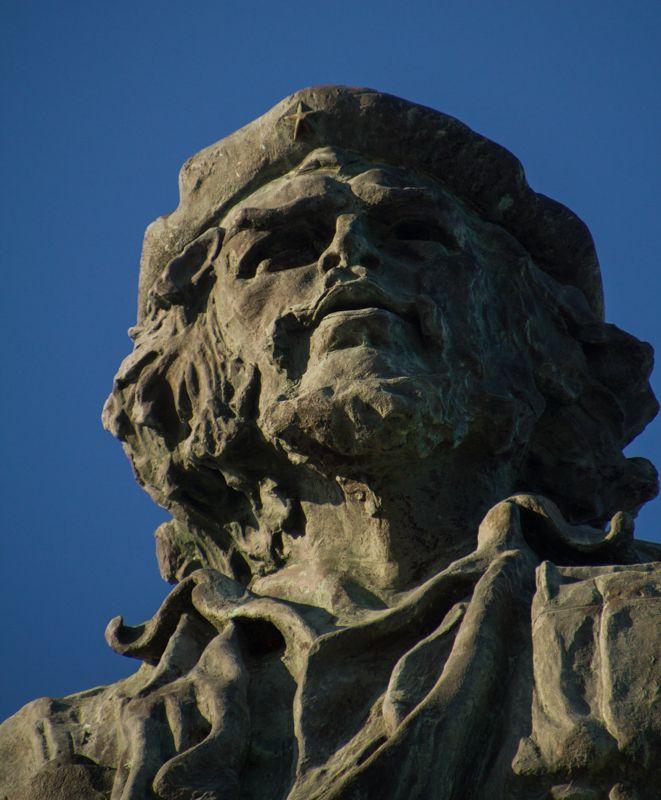 Che Guevara monument in Santa Clara, Cuba