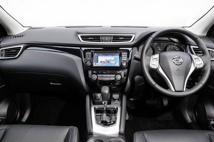 2019 Nissan Qashqai St Front Dash Future Cars Pictures