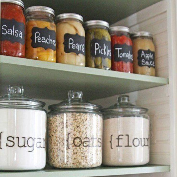 17 melhores ideias sobre armazenamento de farinha no pinterest ...