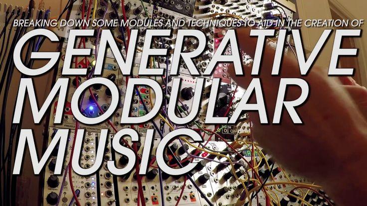 An Intro to Making Generative Music on Modular