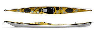 Yes please! Rockpool 'Menai 18' Sea Kayak - €3325