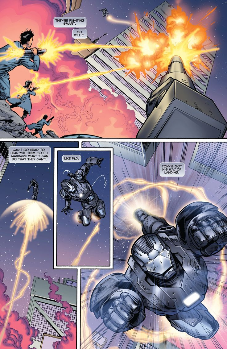 Marvel's Iron Man 3 Prelude Issue #2 - Read Marvel's Iron Man 3 Prelude Issue #2 comic online in high quality