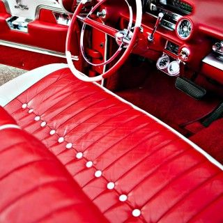 Red Car Interior Car Interiors Pinterest Cars Interiors And Red