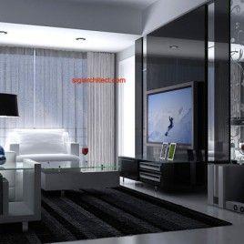 Desain Interior Apartemen | Minimalis Modern