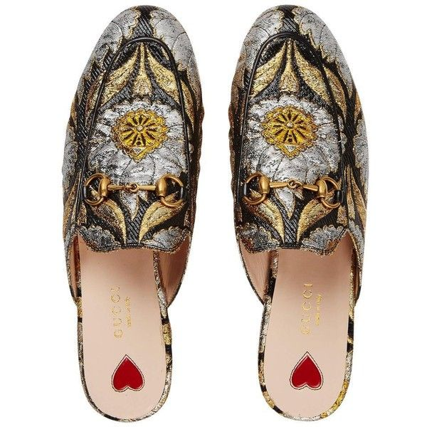 black and gold gucci loafers