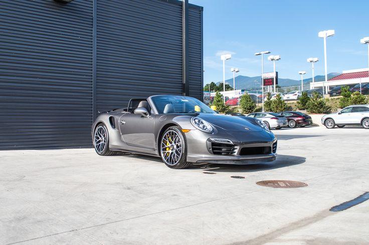2015 Porsche 911 Turbo S For Sale in Colorado Springs, CO 15181 | Porsche of Colorado Springs